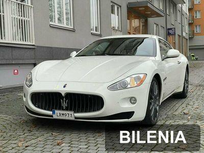 begagnad Maserati Granturismo S Automat 441hk | 1 Ägare | Svensksåld
