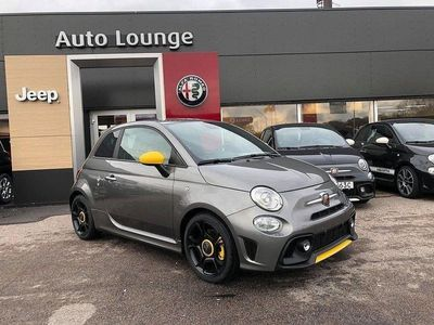 begagnad Abarth 595 Pista 1.4 Turbo 160 hk