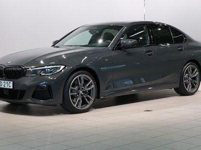 begagnad BMW M3 40i xDrive Sedan Navi Värme Innovation Drag Harman Kardon 2020, Sedan 734 900 kr