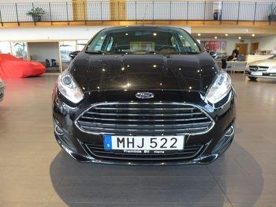 gebraucht Ford Fiesta 1.0 (80hk) Blåtand ACC Alu F.