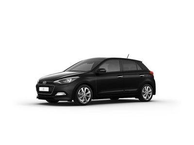 begagnad Hyundai i20 Comfort 1,4 Automat 5D Halvkombi 2017