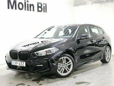 begagnad BMW 118 5-dörrar M-Sport 2021, Halvkombi Pris 299 000 kr