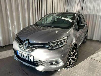 begagnad Renault Captur PhII Energy TCe 90 Intens II 2019, Halvkombi Pris 155 000 kr