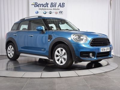 usata Mini Cooper Countryman All4 Automat Drag