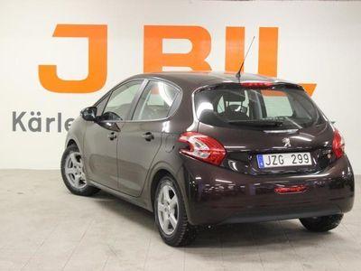 begagnad Peugeot 208 Active 1,4 VTi 5D 2012, Halvkombi 79 900 kr