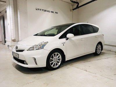 begagnad Toyota Prius+ Hybrid 1.8 / Läder / Panorama