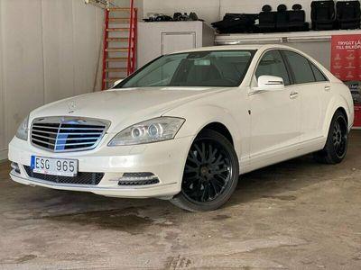 begagnad Mercedes S400 221HYBR