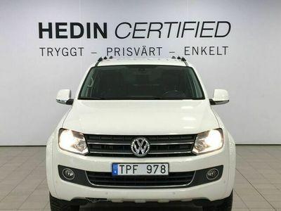 begagnad VW Amarok Volkswagen Amarok dh2,0 BITDI 4 motion AUT 180HK 2014
