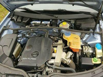 begagnad VW Passat kombi