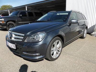 begagnad Mercedes C220 CDI 4Matic Kombi