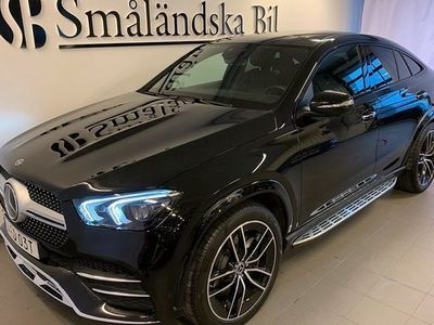 begagnad Mercedes 400 GLE Benzd 4MATIC Coupé AMG 9G-Tronic Euro 6 2020, SUV 879 000 kr