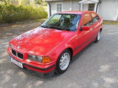 begagnad BMW 316 Compact i Automat 102hk, 0:- KR KONTANT