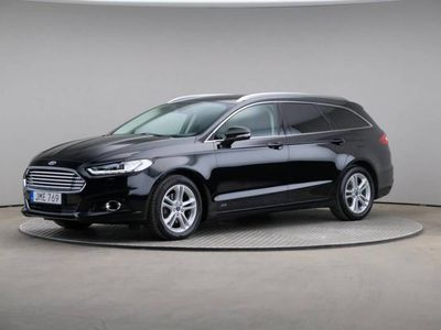 begagnad Ford Mondeo Tdci 180 Business Mps Awd Kombi