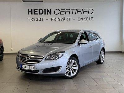 begagnad Opel Insignia 2.0 CDTI 163hk 4x4 Tourer 163hk