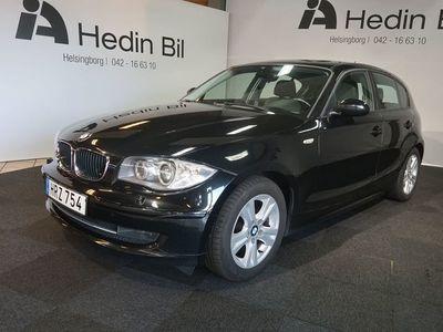begagnad BMW 118 1-serien d 5-door Advantage, Comfort 143hk