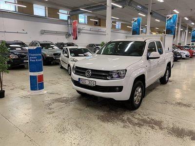 begagnad VW Amarok Dubbelhytt Ny Servad
