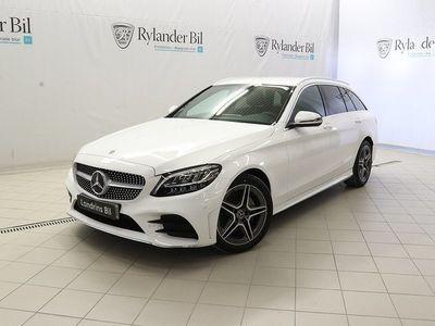 begagnad Mercedes C200 d Kombi Fleet AMG