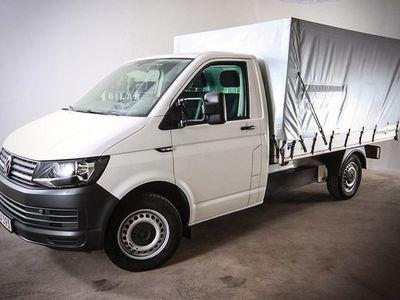 begagnad VW Transporter 2.0TDI Pick Up 3Säten Kapel 2016, Transportbil 219 500 kr
