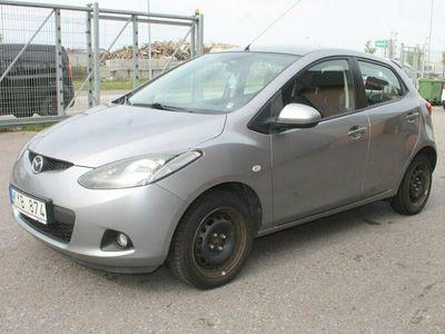 begagnad Mazda 2 2 5DR, 1.3 (75 HK)