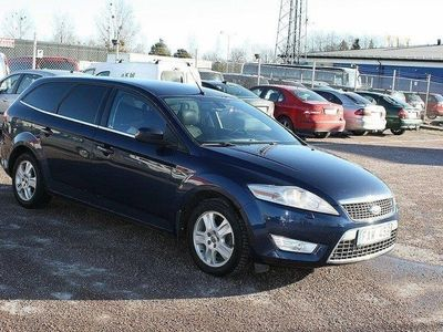 brugt Ford Mondeo 2,0 TDCI Automat Rep- Objekt