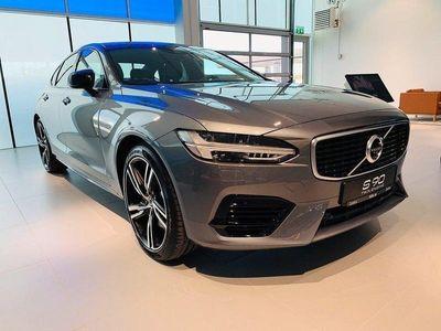 begagnad Volvo S90 T8 TE R-Design / Omgående Leverans