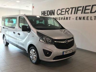 begagnad Opel Vivaro Kombi 1.6 CDTI BIturbo Manuell, 125hk, 2018