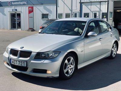 begagnad BMW 325 i Sedan Advantage, Comfort, Dynamic 218hk
