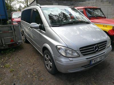 begagnad Mercedes Viano 3,0 2 ägare