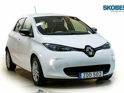 begagnad Renault Zoe R240 92 hk 22 kWh Life batterihyra