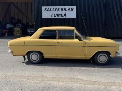 brugt Opel Kadett 1200 S 2-door Limousine 1.2 60hk
