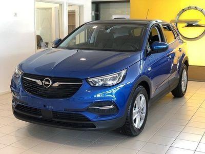 begagnad Opel Grandland X 1.2 Turbo Enjoy Plus Euro 6