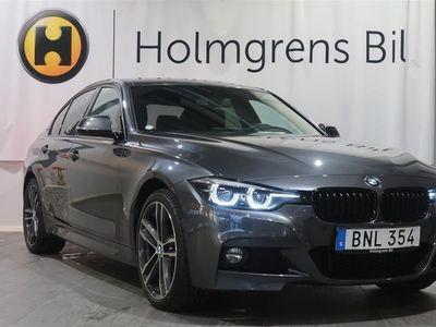 begagnad BMW 330e Sedan M-Sport (252hk) Nav