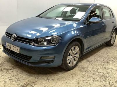 begagnad VW Golf VII 1.4 TSI Multifuel 5dr (122hk)