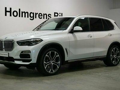 "begagnad BMW X5 xDrive30d MHEV xLine Innovation Panorama HK 21"""