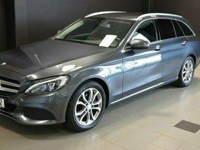 begagnad Mercedes C220 T d 7G-Tronic, Dragkrok