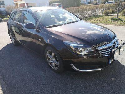 begagnad Opel Insignia Sports Tourer 2.0 CDTI EKOFLEX