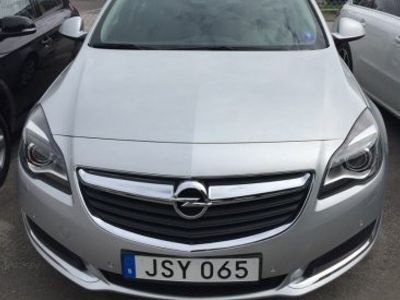 begagnad Opel Insignia Sports Tourer Drive 2.0 CDTI /140hk