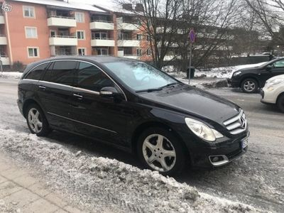 begagnad Mercedes R320 CDI 4MATIC -06