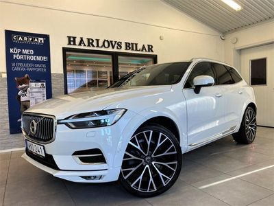 begagnad Volvo XC60 D5 AWD Geartronic Inscription Euro
