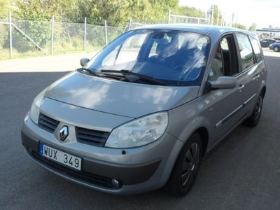 begagnad Renault Grand Scénic II 2.0 7-sits NY bes -05