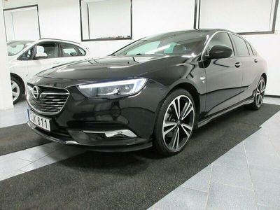 begagnad Opel Insignia Grand Sport 2.0 CDTI 4x4 Autom OPC Line 210 hk