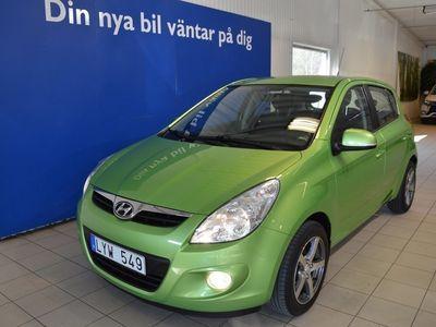 begagnad Hyundai i20 1,2 78HK 5D/Premium/Bensin/Miljöbil