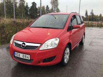 begagnad Opel Zafira II 1.6 CNG ecoFLEX