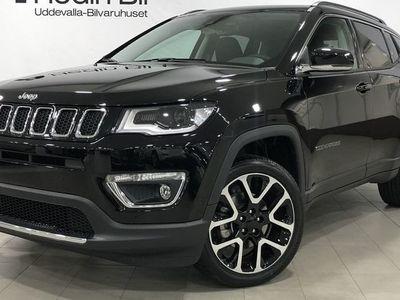 begagnad Jeep Compass Limited 1,4L 170HK MY19 *DEMO* inkl. vinterhjul