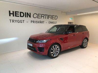 begagnad Land Rover Range Rover Sport Range Rover Spor