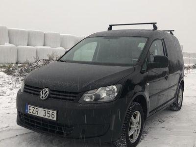 begagnad VW Caddy VW 1.6 TDI Skåp 2013, Transportbil 55 000 kr