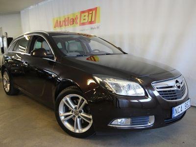 brugt Opel Insignia SPORTS TOURER 2.0 CDTI 4x4 160hk Drag AUT NAV Panorama