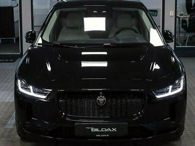 begagnad Jaguar I-Pace EV400 AWD BLACK PACK LEASEBAR 1 2019, SUV Pris 628 000 kr
