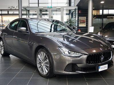 begagnad Maserati Ghibli DIESEL Sv-såld 2016, Personbil 440 000 kr
