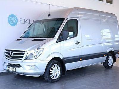 brugt Mercedes Sprinter 316 CDI Högtak Inredning Värmare Aut (163hk)